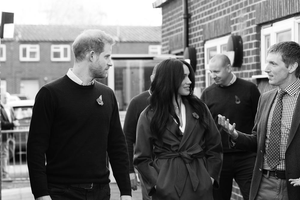 Duke and Duchess of Sussex Welsh Guards 20190611 _KBP_9830